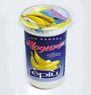 banana yogurt