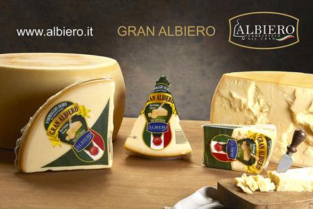 Gran Albiero Cheese