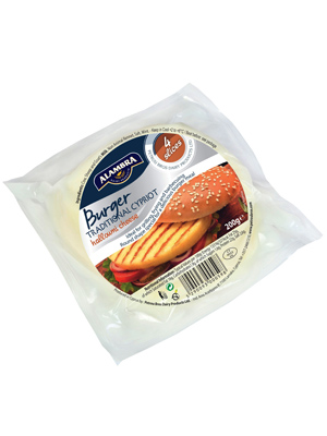 Halloumi Cheese in Slices