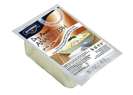 dry anari cheese