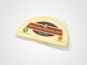Provolone Valdapano Strong Cheese