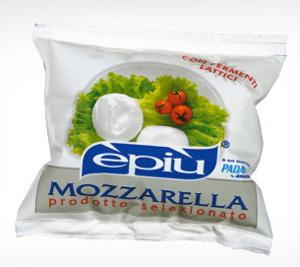 mozzarella epiu