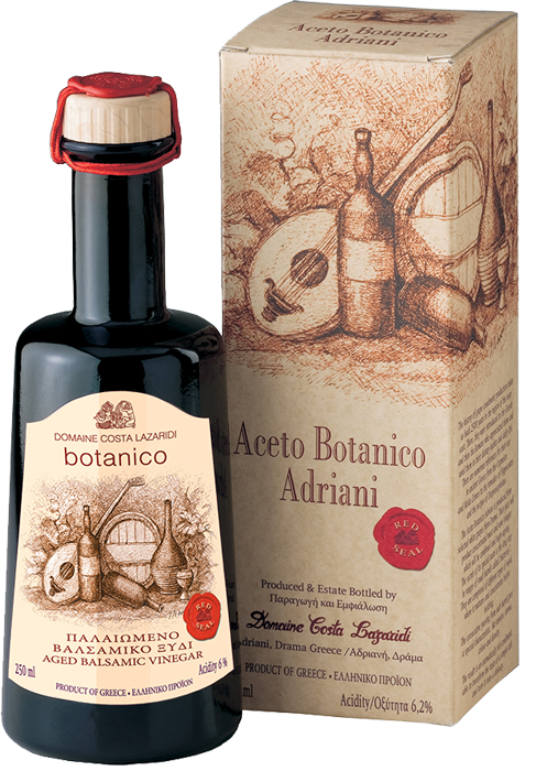 Botanico Red Seal